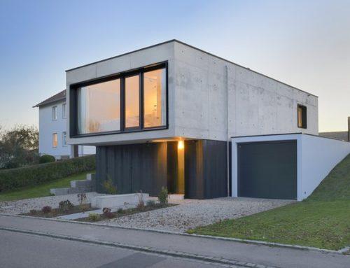 Einfamilienhaus in Aiterbach