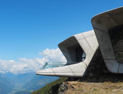 Messner Mountain Museum auf dem Kronplatz