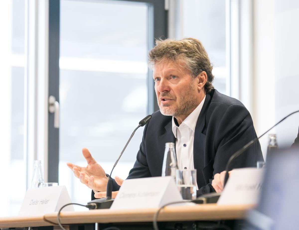 Interview Dieter Heller